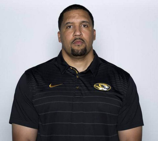Picture of Coach A.J. Ofodile